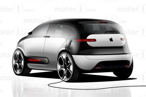 苹果自动驾驶汽车的钥匙有可能你是的苹果手机