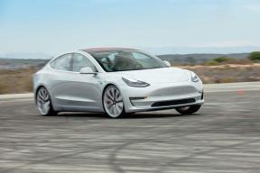 特斯拉Model 3充电功率高达125千瓦