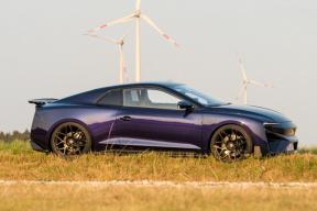 爱驰汽车合作燃料电池公司,首款续航1000公里的燃料电池跑车日内瓦车展亮相