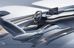 量产车或2020年推出 斯柯达发布VISION iV概念车内饰