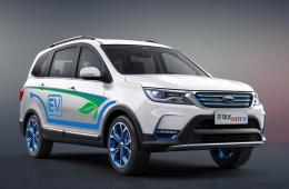 奇瑞电动SUV将更名上市 车身加长400公里续航