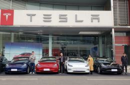终于等到你,特斯拉Model 3中国首批用户交付