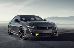 百公里加速4.3秒,标志推508高性能版插混概念车,日内瓦车展首发
