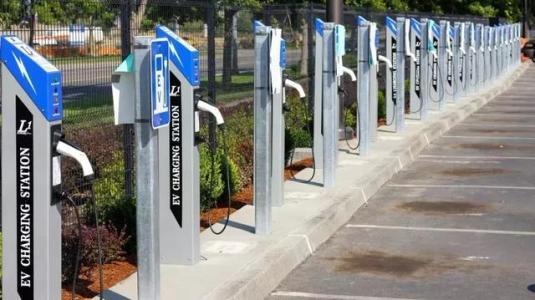 新能源车充电方式