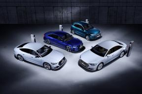 奥迪Q4 e-tron概念车首发,4款全新插混亮相,奥迪公布日内瓦车展阵容