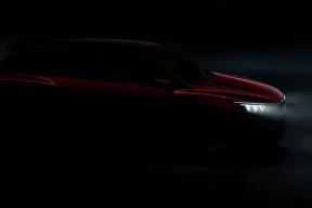 比亚迪发布了最新车型预告图,非常有可能是宋Pro!