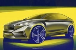 基于大众MEB平台  斯柯达将打造Vision iV概念车