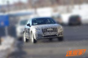 于4月上海车展亮相 奥迪 Q2L e-tron 最新消息曝光!