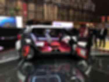 菲亚特Centoventi的概念车4