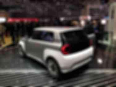 菲亚特Centoventi的概念车3