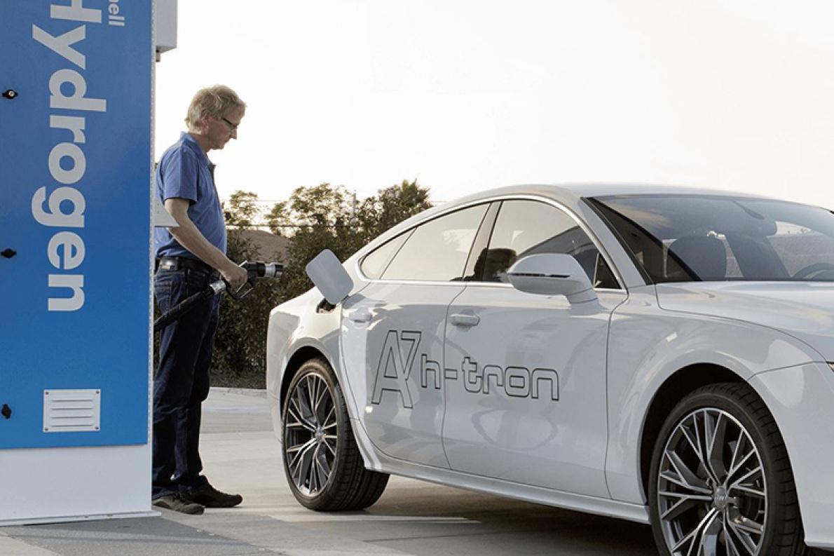 奥迪将加大氢燃料电池投入 或2021年推出量产车型
