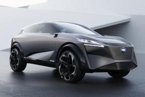 日产推IMQ概念车 同为增程式混动车的理想制造再也不孤独了