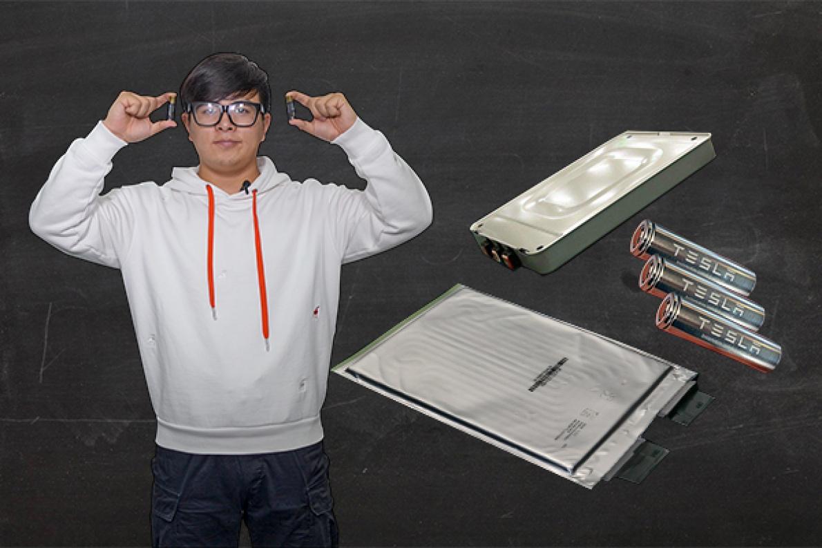 电池那点儿小事儿 软包/圆柱/方形电池谁才是未来趋势?
