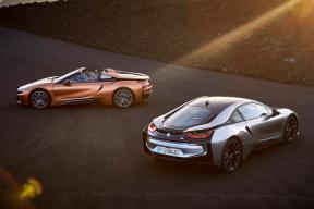 采用3D打印技术的零部件,BMW i8 Roadster即将推出