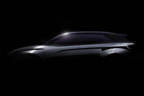 合众第二款量产车将在 3 月 21 日发布,我们先来看看效果图