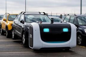 法国推代客泊车机器人,居然还是最便宜的停车方案!