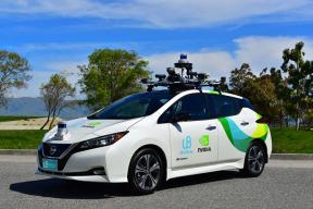 文远知行将发布 L4 级自动驾驶车型 Leaf 2