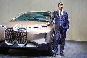 宝马发布 2025 年前全部计划:2020 年国产 iX3,2021 年推出 iNEXT