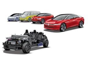 『汤叔解惑』为什么大众共享出MEB可以极大降低电动车成本?