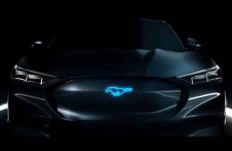 基于Mustang打造,福特首款纯电动SUV或将于墨西哥投产
