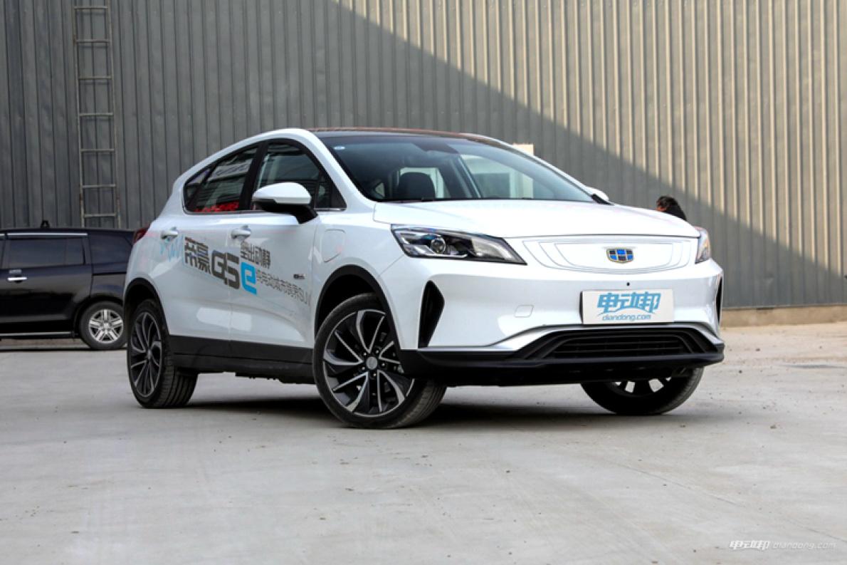 吉利汽車2018全年凈利潤126.7億元 新能源汽車銷量創歷史新高