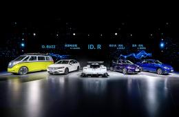 大众品牌三款纯电动车发布,纯电钢炮正式国产