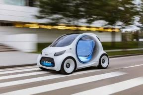 smart:一个新的智能电动车品牌