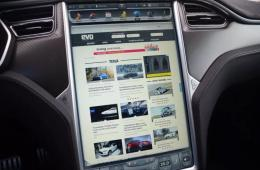 特斯拉升级浏览器,背后是车载操作系统五十年的不平凡之路!?