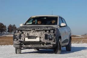 或今年上市 东风雷诺国内首款电动车K-ZE测试谍照曝光