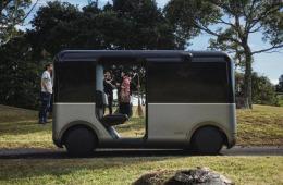 可远程控制 索尼测试无人驾驶概念车