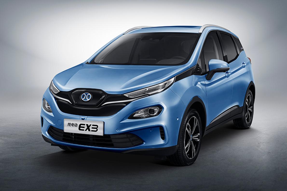 小型SUV里的一匹黑马?北汽新能源EX3购买分析