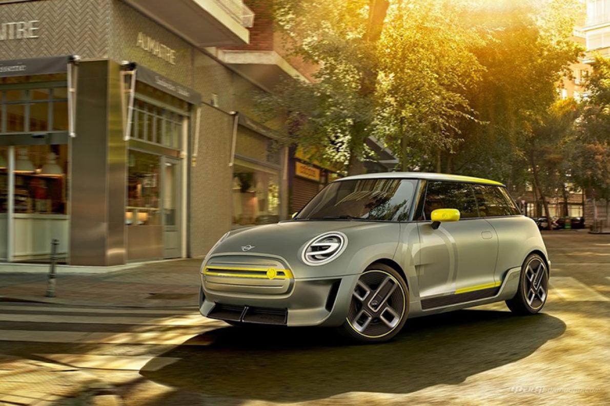 MINI纯电版法国开启订购 提供租赁购车方案