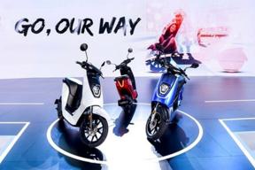 预售价 7988 元,4 月 15 日上市,本田 V-GO 电动摩托车开始预售
