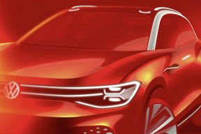 大众全新电动概念车ID. ROOMZZ将在4月14日亮相