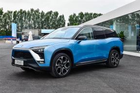 蔚来汽车2019年第一季度交付3989辆新车