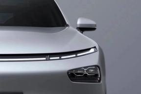 小鹏将发布第一款轿车P7:采用溜背设计