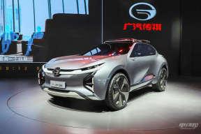 3+2+2座椅布局,对开式侧滑门,广汽传祺 ENTRANZE 将于上海车展国内首发
