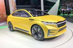 2019上海车展开幕在即 斯柯达VISION iV纯电动概念车将在国内首次亮相