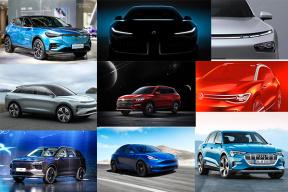 纯电车型超过30款,2019年上海车展新能源车盘点