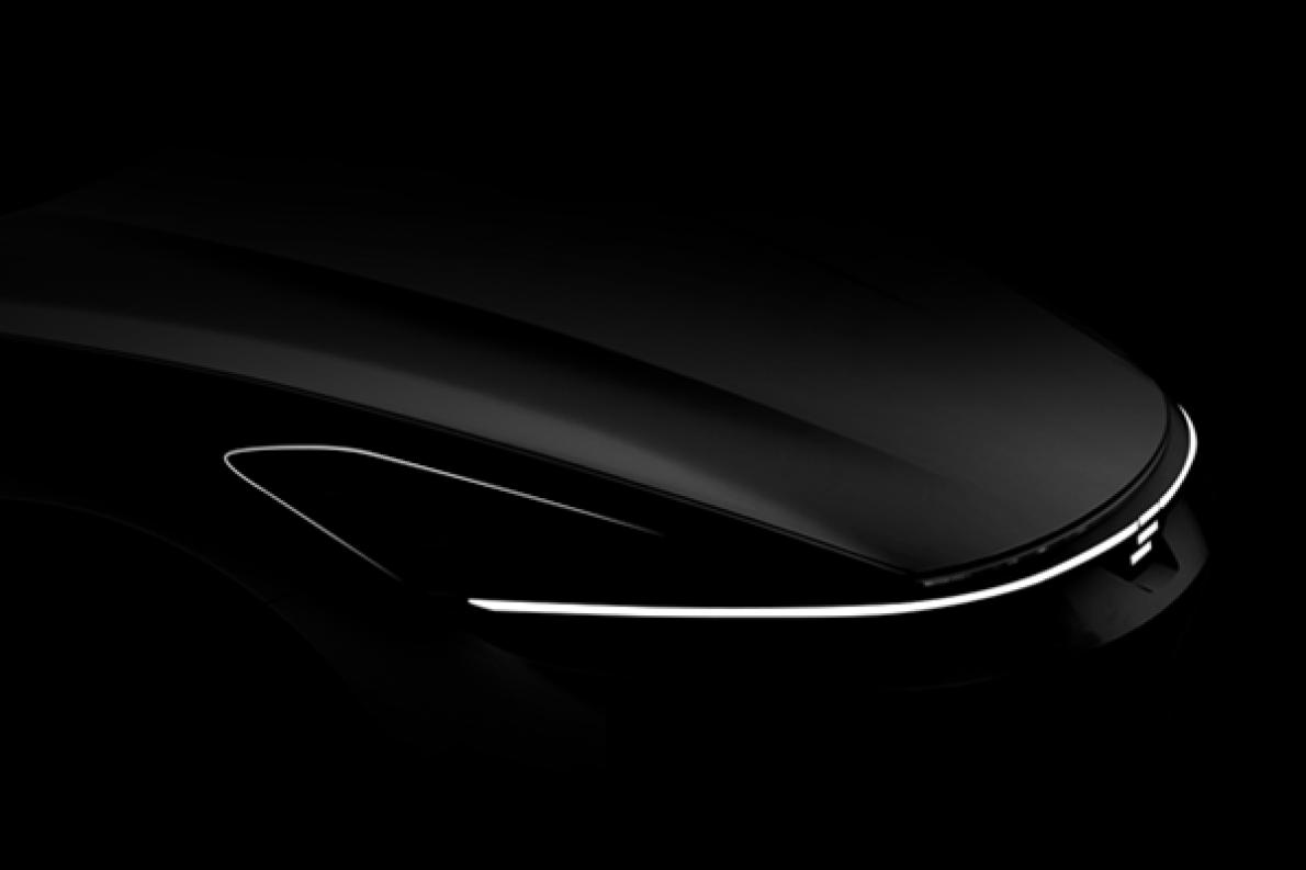 定位纯电动轿跑,天际汽车将在上海车展发布全新概念车