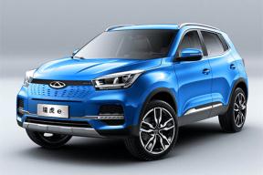 综合续航401公里,奇瑞新款纯电动SUV将在上海车展亮相