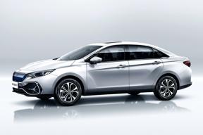 上海车展将正式亮相,东风启辰发布 3 款纯电动车官图