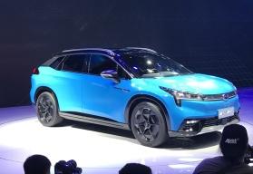 广汽重磅 SUV 车型 Aion LX 亮相上海车展,续航510-600公里