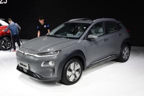 能否挑战元EV535等国产小型SUV ?北京现代昂希诺电动版10月上市