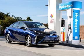 丰田首次与中国车企合作 将向北汽福田提供燃料电池车零部件