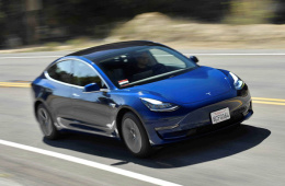 德国3月电动车销量近万辆 特斯拉Model 3销量占比超20%