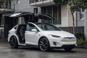 永磁同步+交流异步电机,动力续航全面升级,新款Model S/X的信息点都在这里