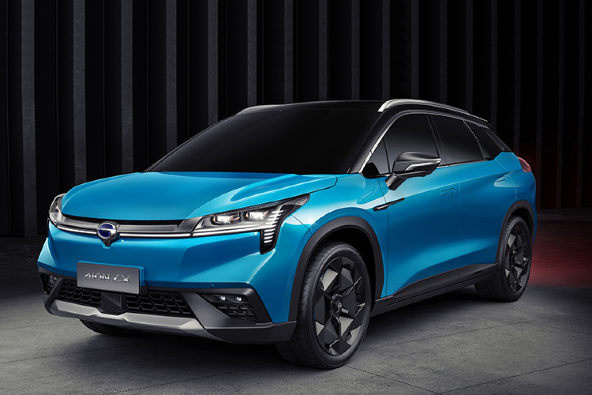 3秒俱樂部的新成員,純電動SUV的廣汽Aion LX年底交付,亮點還不止這一個