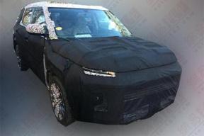 几何品牌又出新车型?吉利SX12电动版曝光!