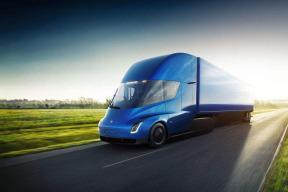 特斯拉证实:将把电动半挂卡车的生产推迟到明年